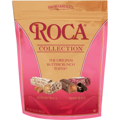 Brown & Haley Roca Collection Buttercrunch Toffee, 27 oz.