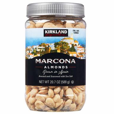 Kirkland Salted Marcona Almonds, 20.7 oz.