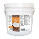Tresomega Nutrition Organic Virgin Coconut Oil Pail, 128 oz.