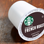 Starbucks French Roast Coffee KCups