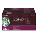 Starbucks Sumatra Coffee K-Cups (72 ct.)