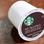 Starbucks Sumatra Coffee K-Cups 72 ct