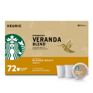 Starbucks Veranda Blend Coffee K-Cups (72 ct.)