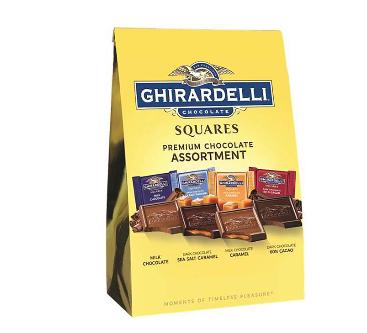 Ghirardelli Premium Chocolate Assortment, 18.1 oz.
