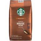 Starbucks House Blend Whole Coffee Beans, 40 oz.