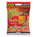 Jelly Belly BeanBoozled Fiery Five, 1.9 oz Bag
