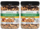 Hoody's Organic Honey Cashews, 30 oz. (2 Pack)