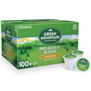Green Mountain Coffee Breakfast Blend K-Cup Pods, 100 ct.