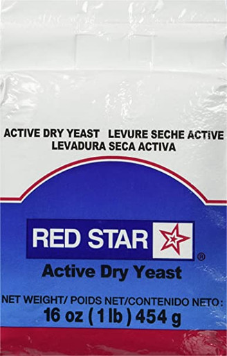 Red Star Active Dry Yeast, 16 oz.