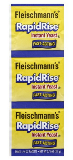 Fleischmann's Rapid Rise Instant Yeast, .75 oz.