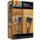 Kind Bar Peanut Butter Dark Chocolate Caramel Almond and Sea Salt bars