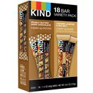 Kind Bar Peanut Butter Dark Chocolate Caramel Almond and Sea Salt bars