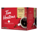 Tim Hortons Original Blend Premium Coffee Single Serve K-Cup Coffee Pods, 100 ct.