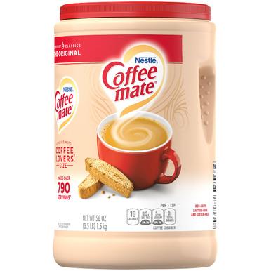 Nestle Coffee-mate The Original Powdered Coffee Creamer, 56 oz.