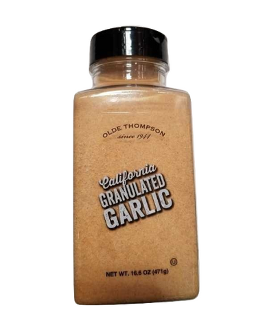 Olde Thompson California Granulated Garlic, 16.6 oz.