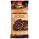 Paskesz Whole Grain Chocolate Corn Rounds, 2.6 oz.