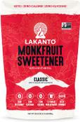 Lakanto Monk Fruit Sweetener Classic, 28.22 oz.