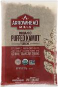 Arrowhead Mills Organic Puffed Kamut Cereal, 6 oz.