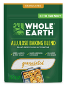 Whole Earth Allulose Baking Blend Zero Calorie Sugar Alternative Sweetener, 32 oz.