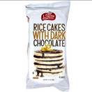La Bonne Rice Cakes Dark Chocolate Coated Kosher for Passover, 3.1 oz. (Pack of 3)