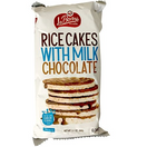 Lieber's Rice Cakes Milk Chocolate Coated Kosher for Passover, 3.1 oz. (Pack of 3)