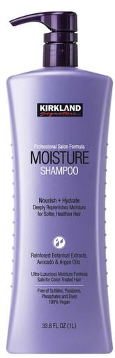 Kirkland Signature Moisture Shampoo 33.8 Fl oz.