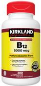 Kirkland Signature Quick Dissolve B-12 5000 mcg., 300 Tablets