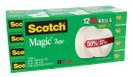 3M Scotch Magic Tape, 12-count