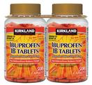 Kirkland Signature Ibuprofen IB, 200 mg., 1,000 Caplets