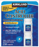 Kirkland Signature Acid Controller 20mg., 250 Tablets