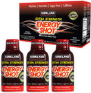 Kirkland Signature Extra Strength Energy Shot, 48 Bottles, 2 Ounces Each