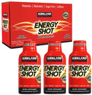 Kirkland Signature Energy Shot, 48 Bottles, 2 Ounces Each