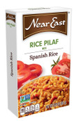 Near East Rice Pilaf Mix, Spanish Rice (Pack of 1 Box)