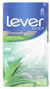 Lever 2000 Bar Soap – Aloe & Cucumber scent (8 Count)
