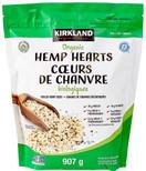 Kirkland Signature Organic Hemp Hearts, 2 lbs
