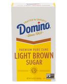 Domino Light Brown Sugar, 16oz