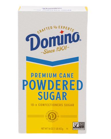 Domino Confectioners 10-x Powdered Sugar, 16 oz