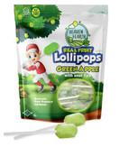 Heaven & Earth Green Apple Fruit Flavored Lollipops 8.8oz