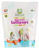 Heaven & Earth Mixed Fruit Flavored Lollipops 8.8oz