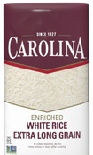 Carolina Enriched Extra Long Grain White Rice 3lb