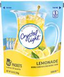 Crystal Light Drink Mix, Lemonade, 16 count