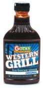 Glicks Original Bbq Sauce, 18oz