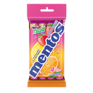 Mentos Chewy Fruit Flavor Candy Roll, 14 Pieces (Pack of 4) (Imported from Israel)