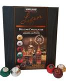 Kirkland Signature Belgian Chocolates Filled With Fine European Liquor And Porto 75 Count