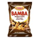 Osem Bamba Hazelnut Cream Peanut Butter Snacks All Natural Corn Puffs, 2.1 oz