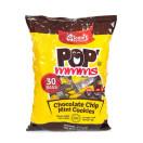 Bloom's Pop Mmms Mini Chocolate Chip Cookies, 0.5 oz ×30 Count