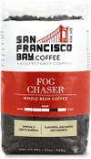 San Francisco Bay Coffee Fog Chaser Whole Bean 2LB (32 Ounce) Medium Dark Roast