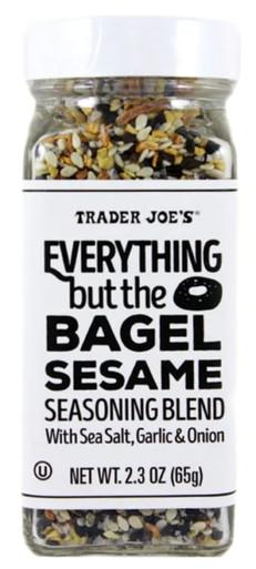 Trader Joe's Everything but the Bagel Sesame Seasoning Blend, 2.3 oz