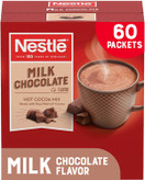 Nestle Hot Chocolate Packets, Milk Chocolate Flavor Hot Cocoa Mix, Made with Real Cocoa, 0.71 oz (60 Count)