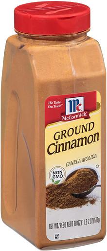 McCormick Ground Cinnamon, 18 oz